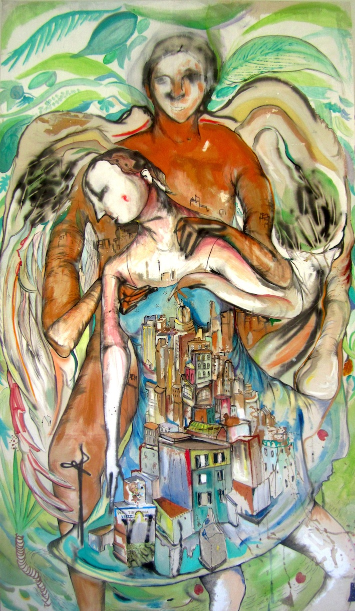 Ryan Spring Dooley, Pietà urbana, 2015
