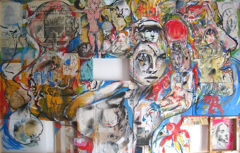 Ryan Spring Dooley, Spiral, 2005
