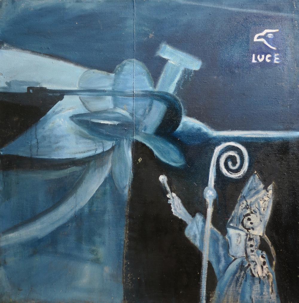 E. Mitrovich, Benedizione di un'elica, 2008