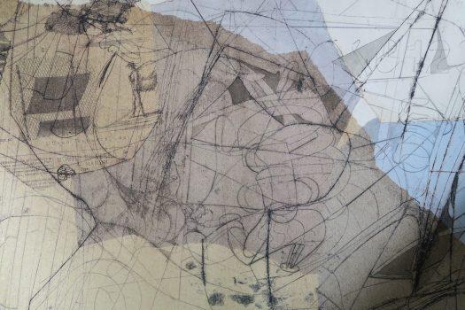 Ritratto di RENATO VOLPINI, artista poliedrico e raffinato incisore (parte prima)
