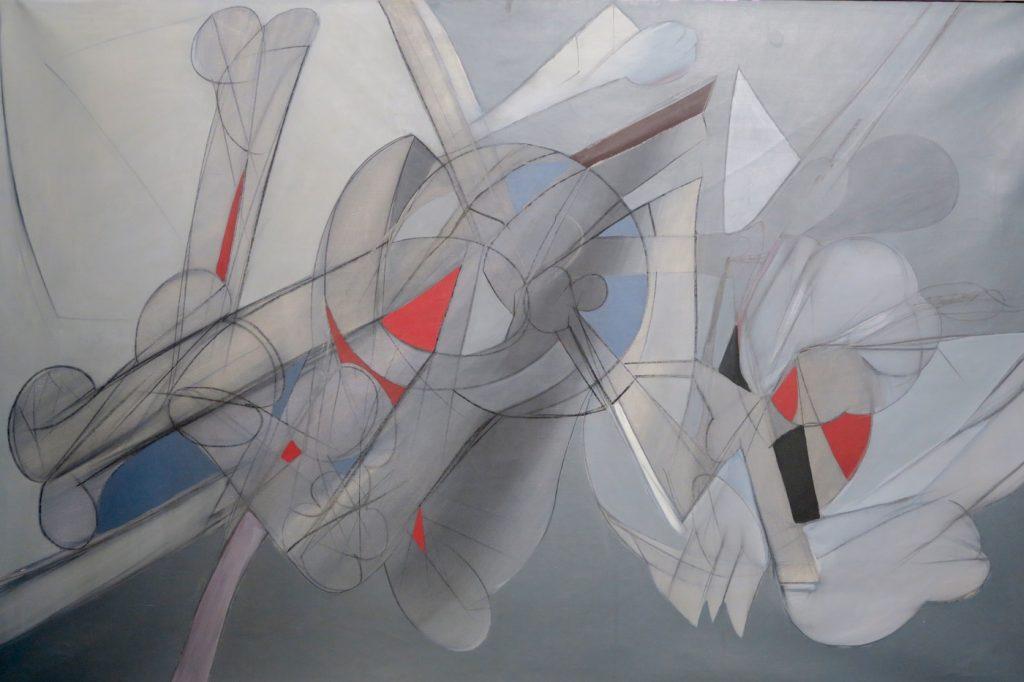 Renato Volpini, Immagini non fertilizzanti, 1962