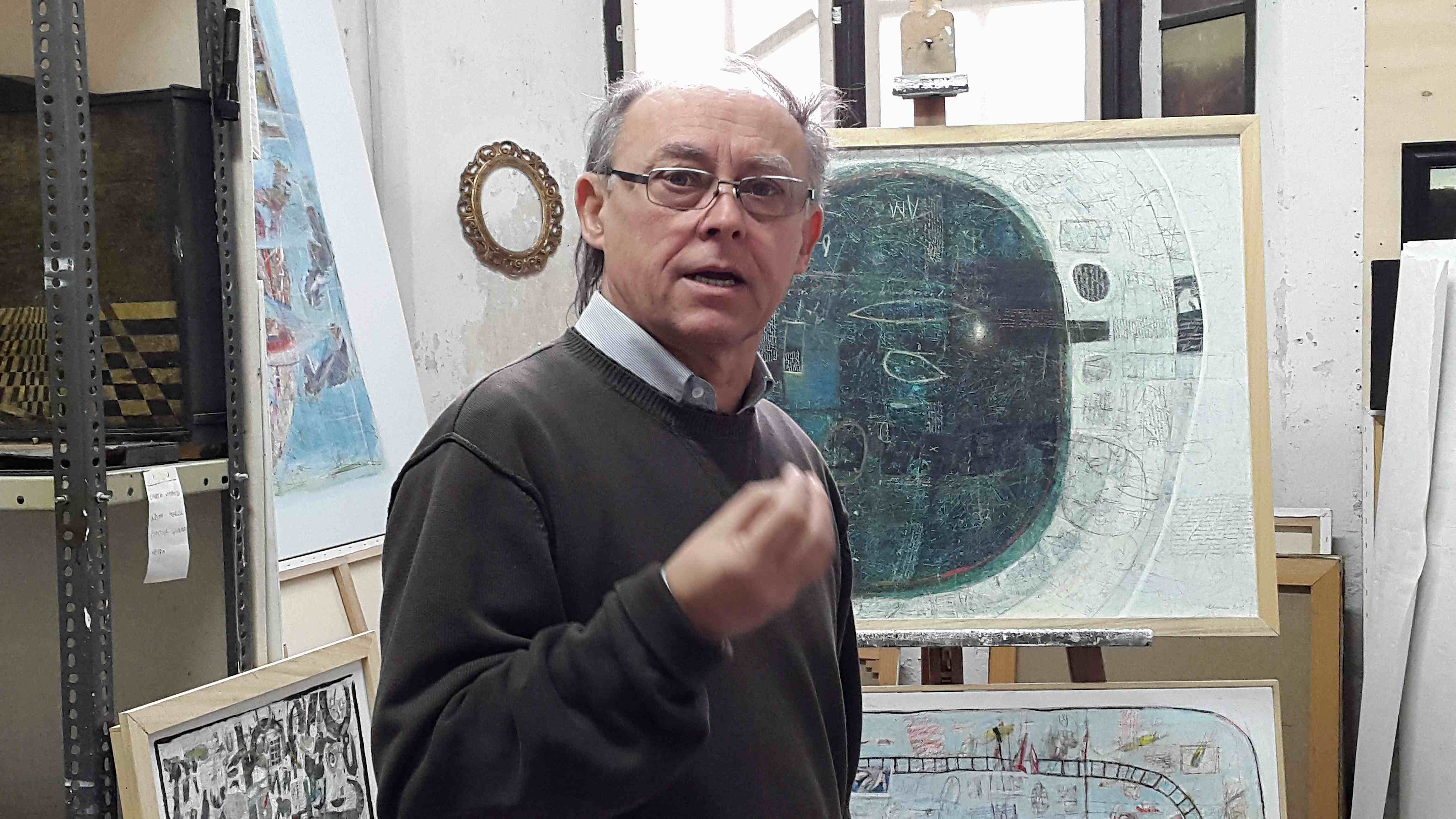 ALBANESI E LEONARDELLI: PAROLE IN SUPERFICIE (parte seconda)