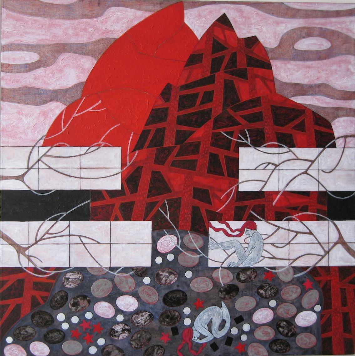 LANDSCAPES AND CREATURES: Marianna Bussola, Giorgio Cecchinato