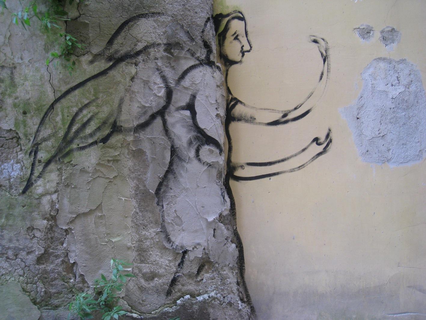 RYAN E LA STREET ART (racconti)